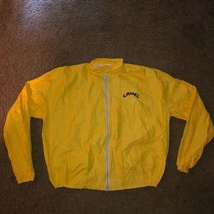 Vintage camel club jacket